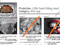 LITTLE DEAD Storyboard