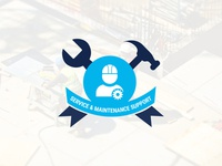 Logo For Service & Maintenance Support