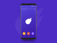 Fly Launcher - Icons