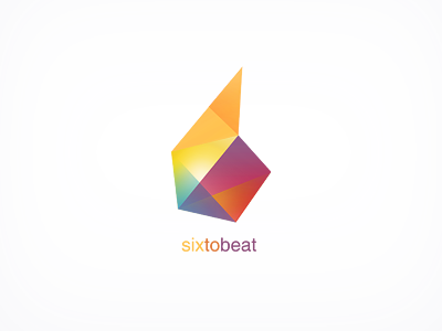 Sixtobeat Colors logo colors cristal conex six