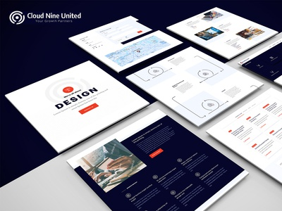 Cloud Nine United Innerpages Concept