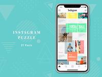 Instagram Puzzle