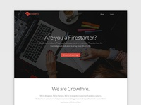 Crowdfire Career Landing Page