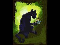 Tea with a Panther