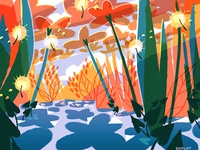 Mary Blair's Garden
