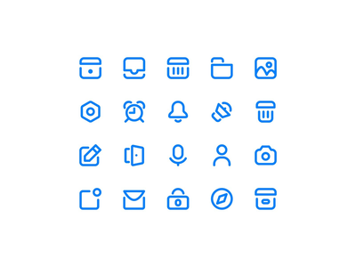 icons learn lineicons icon