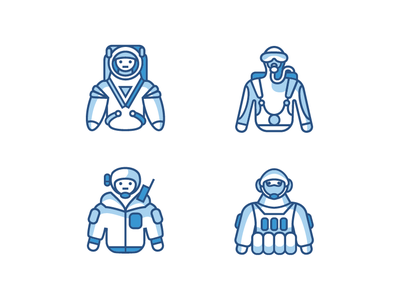 Professions icons vector illustration icon design