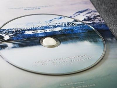 Turning Point Brochure print dvd collateral brochure video
