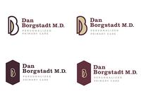 Dan Borgstadt Logo - Concept