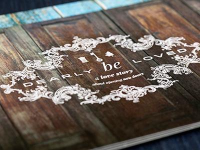 Weddinginvites print booklet invites brochure wedding
