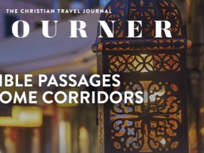 Sojourner Travel eNews psd eblast email newsletter