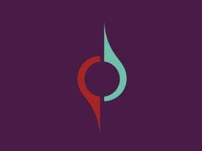 Inspiration Travel Foundation Logo branding identity logo