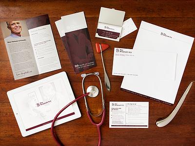 Borgstadt Brand logo identity print brand card website letterhead brocure