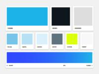 Brand Colors Est. 2018