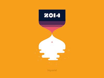 Recap 2014 bigcartel illustration recap annual report 2014
