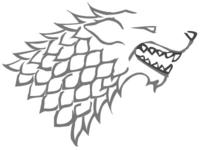 WIP Stark Minimal Logo