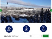 Ski Resort Homepage