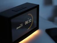 Alarm Clock concept