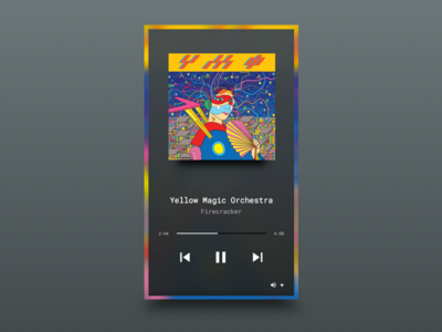 Music Player App android ios cover album player music user interface ux ui app