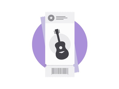 Country Concert Ticket