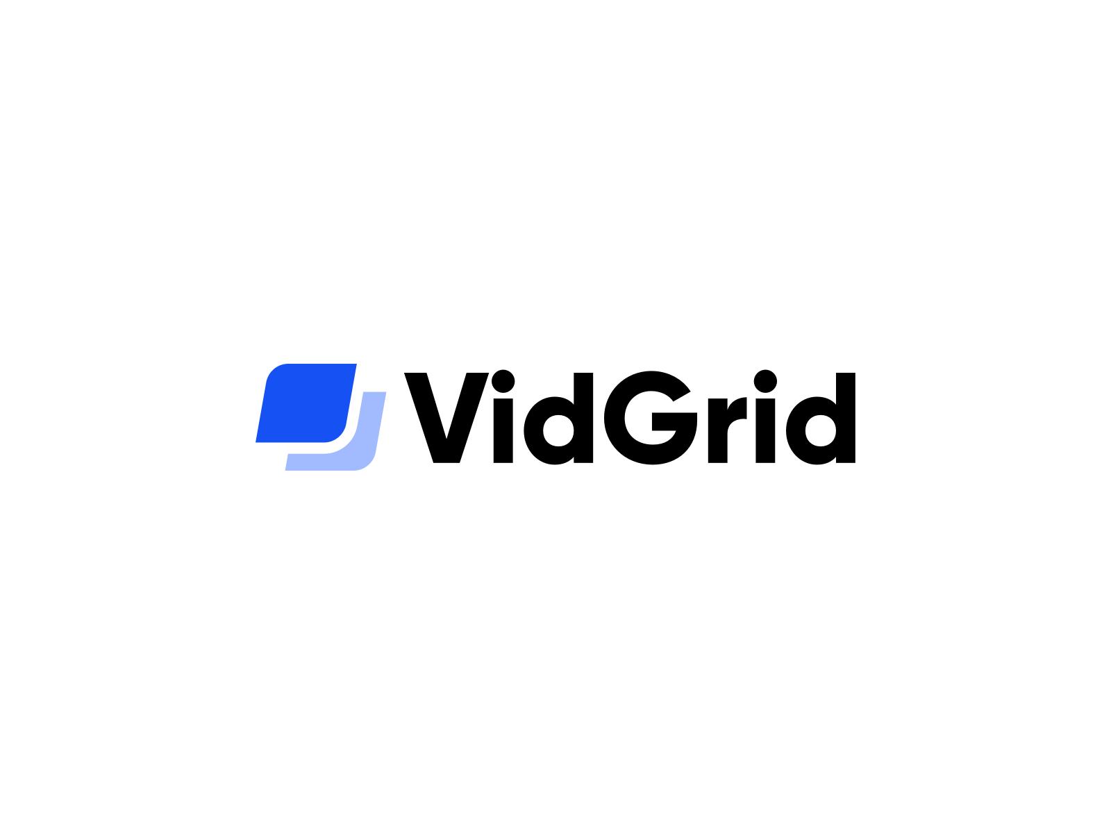 Vidgrid logo