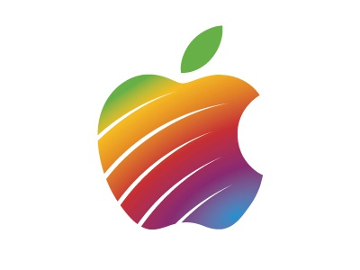 Apple's Logo redesign exercise apple redesign juan arias logo