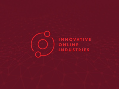 Innovative Online Industries science acronym icon logo identity brand fanart movie future ioi rp1 ready player one