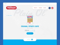 Potato Chip Product Page
