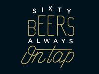 Always Beer Forever