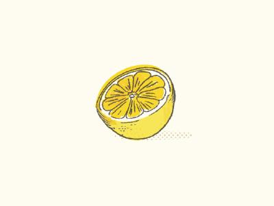 Half Sour lemons sour citrus