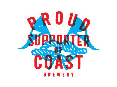 Coast Guarder coast rope knot nautical