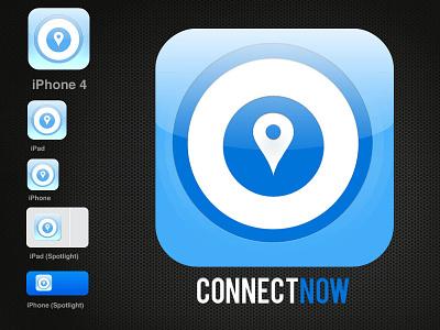 ConnectNow App mobil app ui social networking