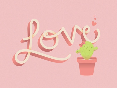 Everyone could use a little love.