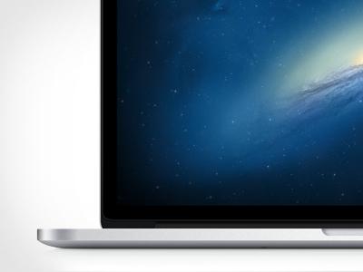 [PSD] New Macbook Pro