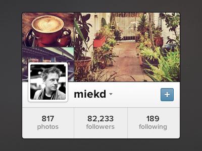 Instagwam instagram instagram widget widget rebound