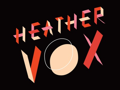 Heather Vox Logo