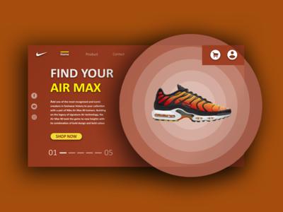 Nike Air Max exploration