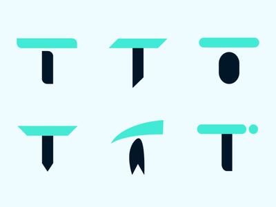 T letter exploration