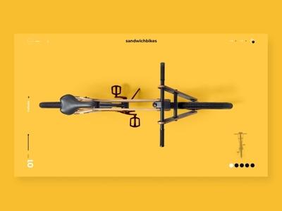 Sandwichbikes - concept 2