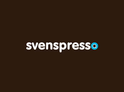 Svenspresso - Branding