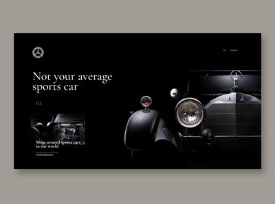 Mercedes Benz 710 Concept