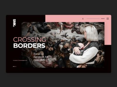 Statens Museum for Kunst - Concept design