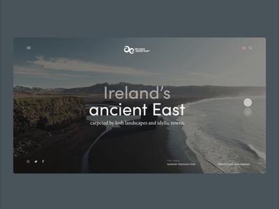 Ireland's Ancient East - Concept