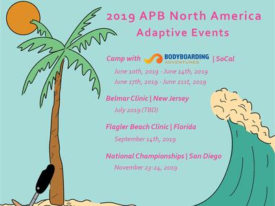 2019 APB North America Events