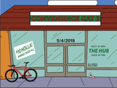 Convenience Cat 2