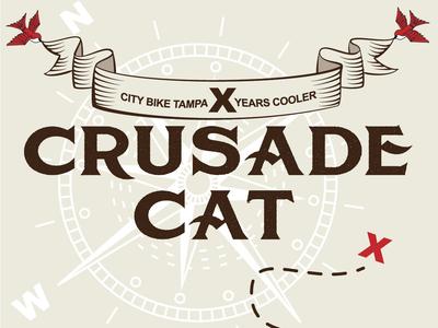 Crusade Cat