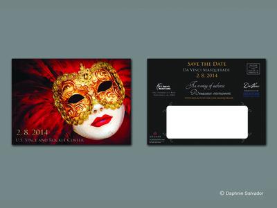 Da Vinci Masquerade