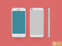 (PSD) iPhone 5s