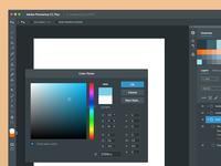 Adobe Photoshop 3 (WIP)