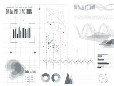 [Process] Data Sketching data visualization charts analytics graphs stats statistics numbers mind melting